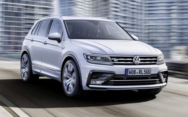 Стали известны ценники Volkswagen Tiguan очередного поколения