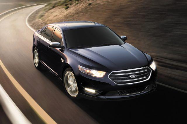 В Китайской Республике стал продаваться американский Ford Taurus