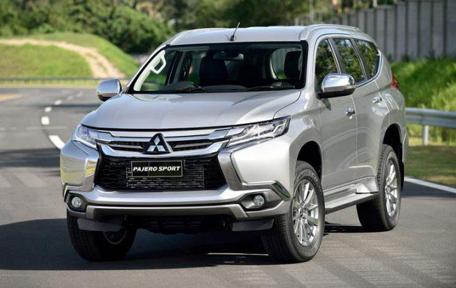 Внедорожник Mitsubishi Pajero Sport больше не будет выпускаться с калужского конвейера