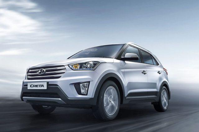 На территории РФ скорее всего будет организован выпуск нового кросса Hyundai Creta