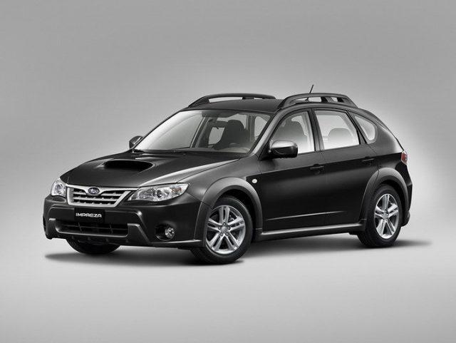 Компания Subaru не будет расширять свой ассортимент в России