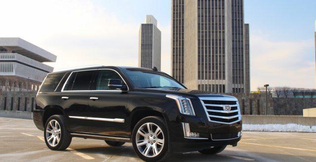 Модель Cadillac Escalade будет продолжать выпускаться на раме