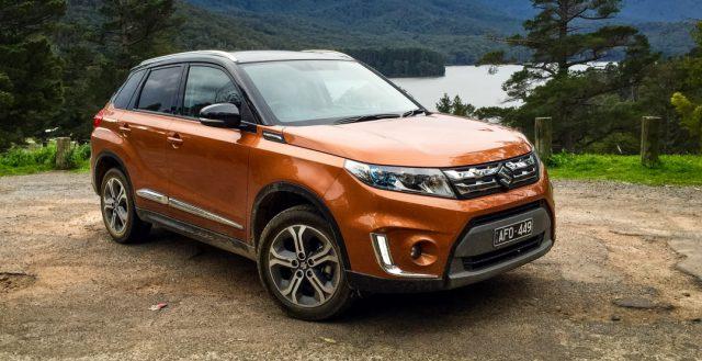 Стоимость кросса Suzuki Vitara на российском рынке выросла на 3 процента