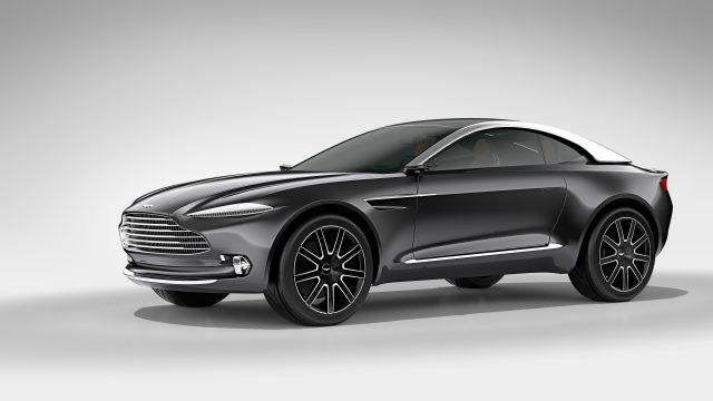 На уэльском заводе будет организовано производство Aston Martin DBX
