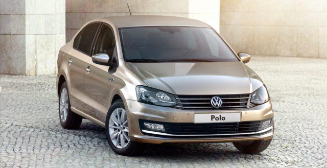 На территории Белоруссии самым продаваемым автомобилем стал VW Polo