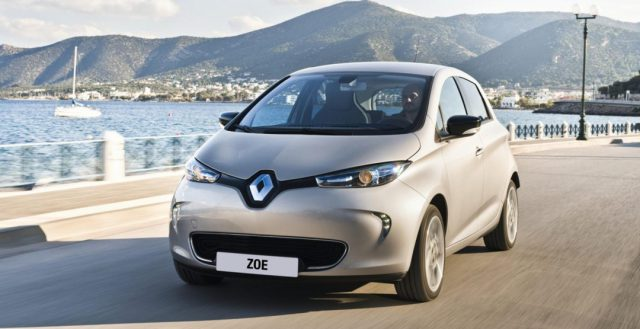 Электрокары от французского Рено скоро появятся в продаже на Украине