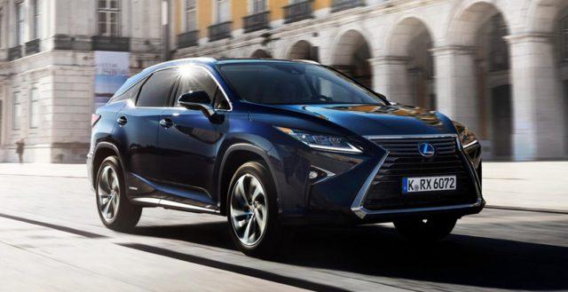Компания Lexus уже выбрала название для своего нового кроссовера