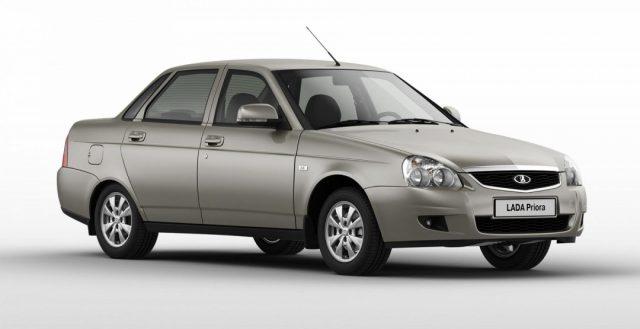 Начинаются продажи самой дешевой версии модели Lada Proira