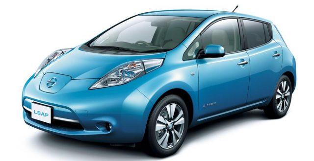 Невостребованность Nissan Leaf вынудила компанию выпустить новый электрокар