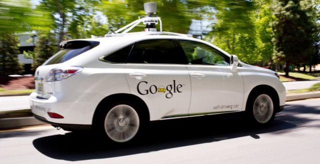 Беспилотники от Google получат беспроводные зарядные устройства