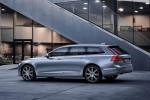 Volvo V90 2016 2017 цена, фото, технические характеристики, видео тест драйваКлассически–авангардный универсал Volvo V90 2016-2017