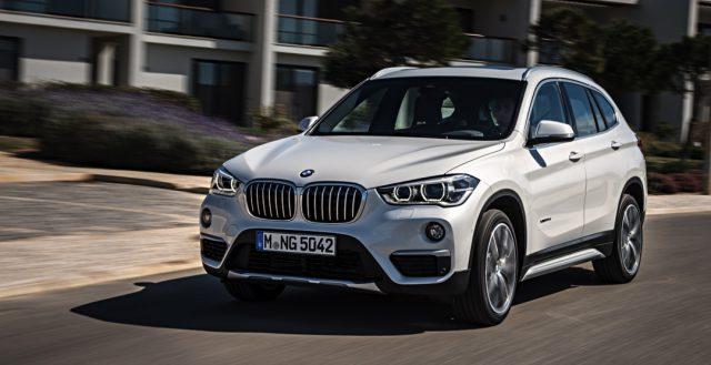Российский ценник на модель кросса BMW X1 снизился на 500 000 рублей