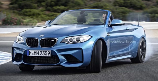 Компания BMW не будет производить модель M2 с откидным верхом