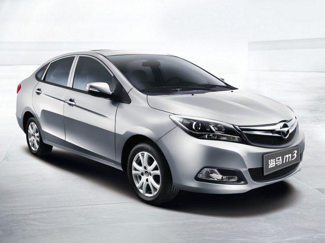 Китайская новинка Haima M3 уже начала продаваться на родном автомобильном рынке