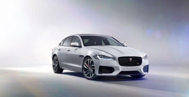 Подготовлена обновленная версия Jaguar XF 2017-го модельного года