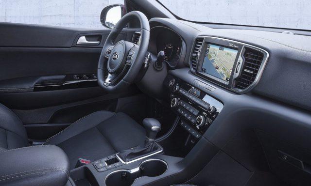 Новый Kia Sportage 2017 модельного года