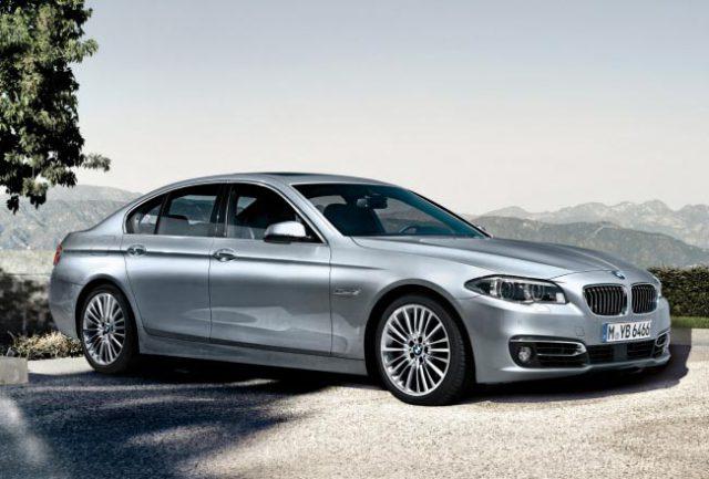BMW 5 series 2017