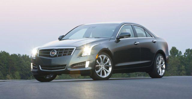 Модель Cadillac ATS больше не будет продаваться на автомобильном рынке России