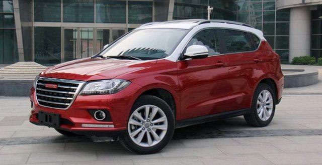 Новинка класса SUV Haval H2 с АКПП уже поступил в продажу