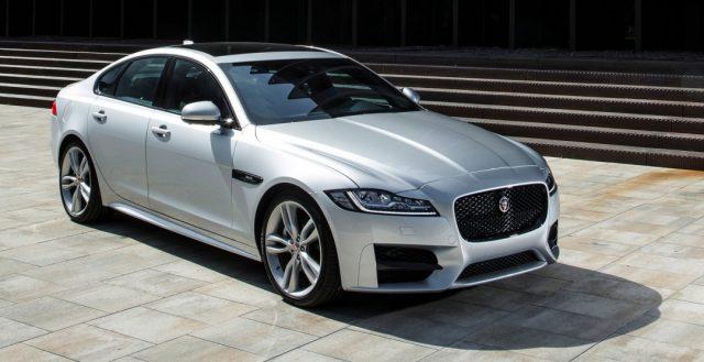 Новое поколение модели Jaguar XF уже реализуется на российском авторынке