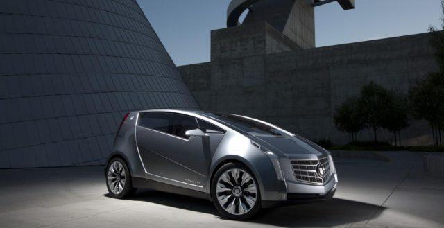 Компания Cadillac отрицает возможность выпуска новинки на базе модели Шевроле Круз