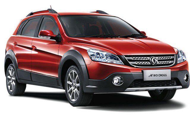 Китайский бренд Dongfeng планирует продать 50 000 автомобилей за пределами Родины