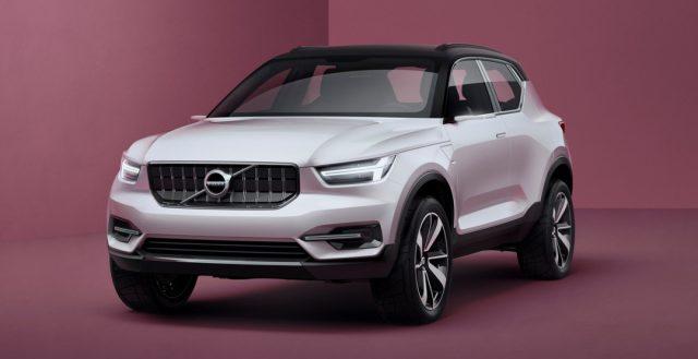 Компания Вольво не намерена выпускать автомобили компактнее сороковой серии