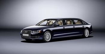 Новая версия модели Ауди А8 станет соперником для Мерседес-Майбах S-класса