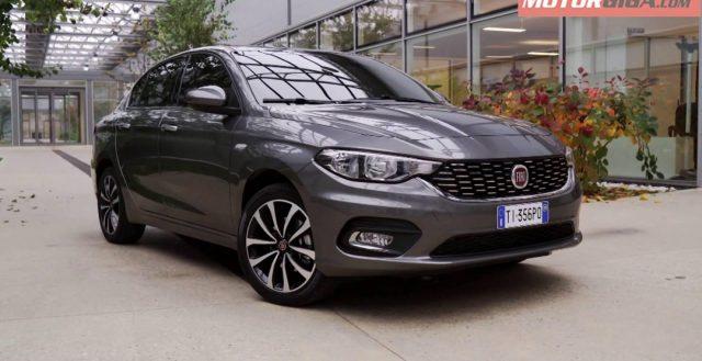 Европейская версия новинки Fiat Tipo получила свой ценник