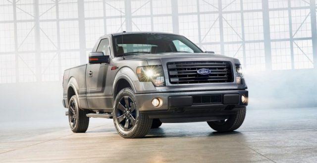 Компания Форд решила организовать несколько отзывных компании в США