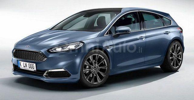 Четвертое поколение легендарной модели Форд Фокус получит множество деталей от автомобиля Мондео