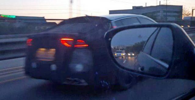 В Интернете появились первый шпионские фото окончательной версии спорткара от компании Киа
