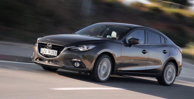 Европейский вариант модели Мазда 3 2016 будет оснащаться новым дизельным мотором и специальной версией