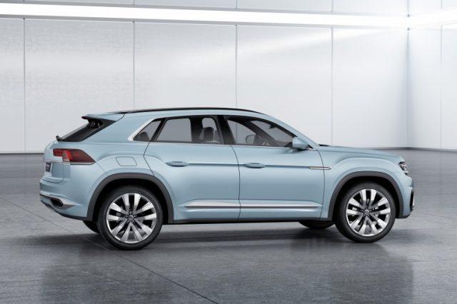 Компания Zotye хочет подготовить новый кросс, за основу которого будет взят прообраз от бренда VW