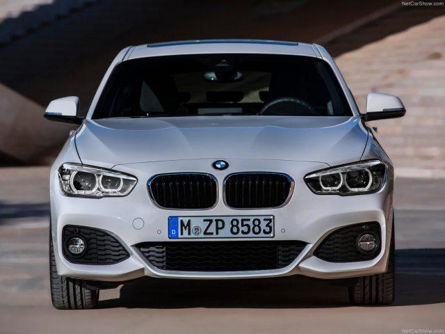BMW 1 Series 2016-2017: фото, цена и комплектации, видео