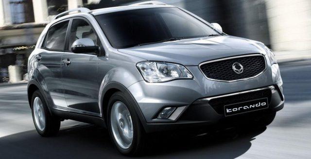 Компания SsangYong отрицает свой уход с российского автомобильного рынка