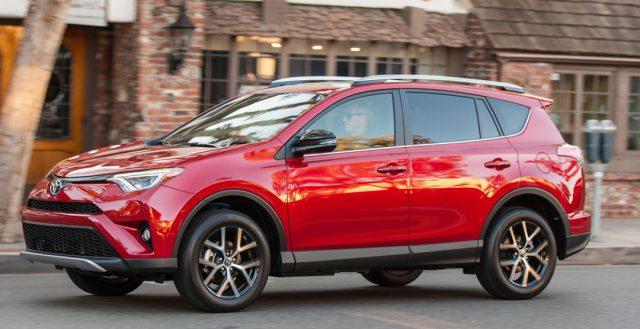 Российские продажи компании Тойота в мае снизились на 9 процентов