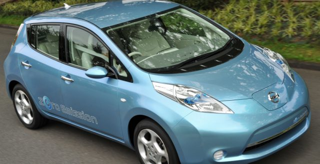 Компания Ниссан планирует выпустить недорогой электрокар на территории Поднебесной