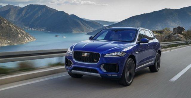 Россияне сделали около 800 предварительных заказов на премиальную новинку Jaguar F-Pace