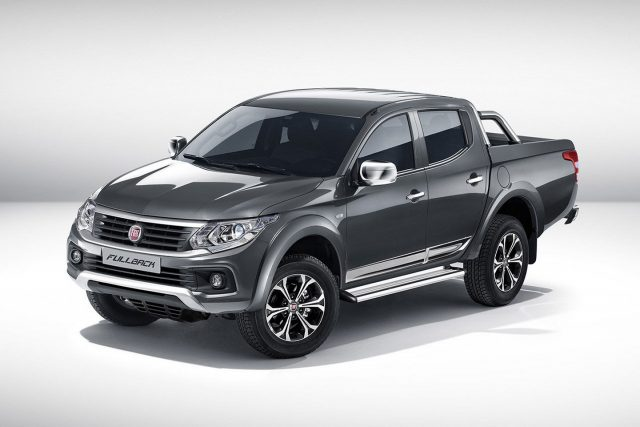 Стали известны некоторые подробности относительно российской версии новинки Fiat Fullback