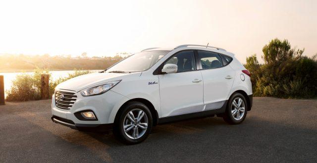 Компания Хендэ к олимпиаде в 2018 году представит водородную новинку SUV