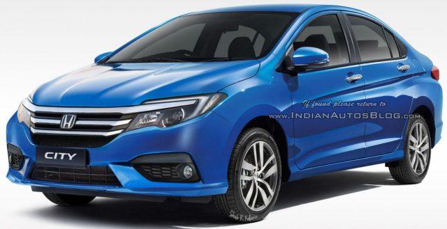 Руководители компании Хонда отправят для тестирования в Индию новинку под названием Сити