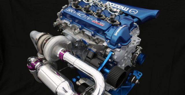 Инженеры компании Мазда решили создать дизельную силовую установку специально для американского автомобильного рынка