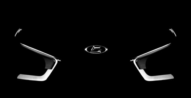 В сети появился тизер абсолютно новой модели от российской компании «АвтоВАЗ»