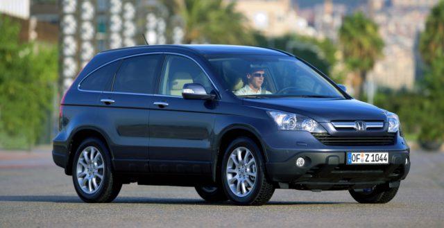 С российского рынка будет отозвано более 55 000 автомобилей производства компании Хонда
