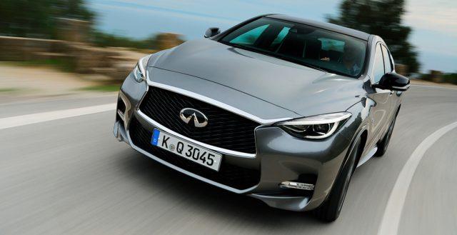 Руководители Инфинити рассказали об оснащении новинки Q30 для российского автомобильного рынка