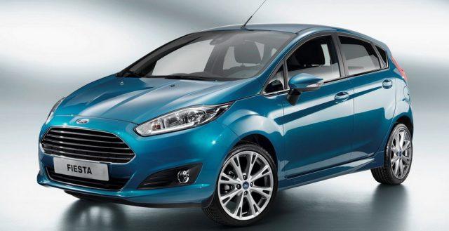Обновленная модель Форд Фиеста будет представлена уже в конце этого года