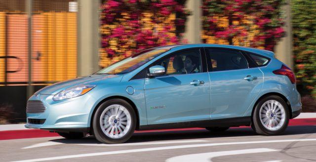 Стали известны некоторые подробности относительно электрической новинки Форд Фокус 2017