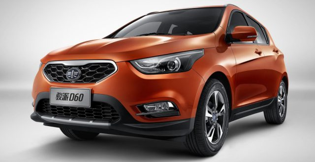 Компания FAW на Московской выставке представит сразу же две новинки сегмента SUV
