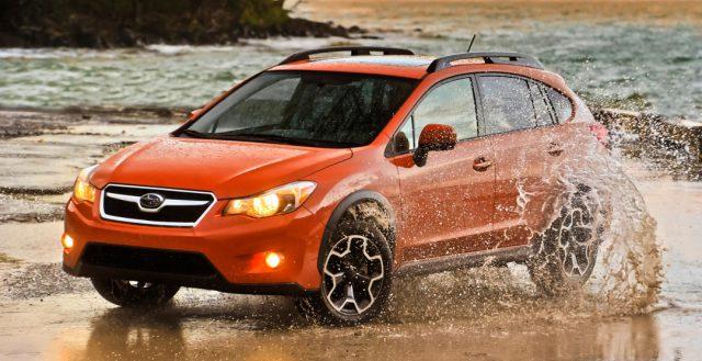 Новое поколение Subaru XV Crosstrek позаимствует внешний вид предшествующий модели